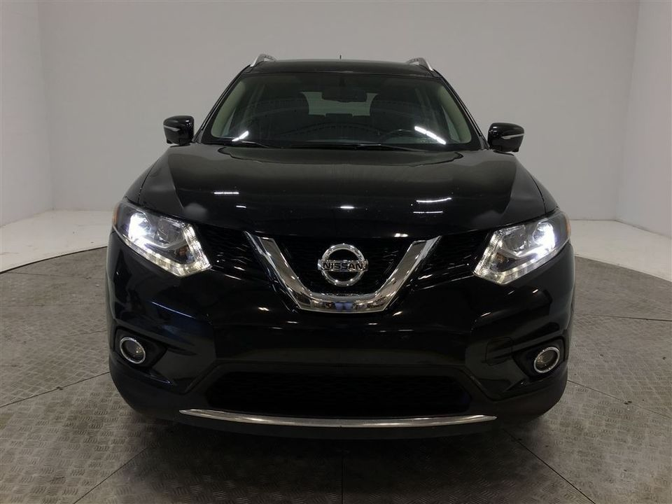 NISSAN ROGUE Occasion